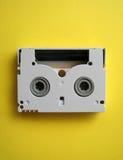 Mini cinta de DV Fotografía de archivo