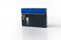 Mini cinta de DV Imagen de archivo libre de regalías