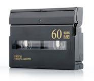 Mini cinta de DV Imágenes de archivo libres de regalías