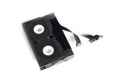 Mini cinta de VDO Fotografía de archivo