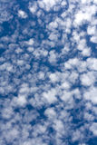 Mini clouds royalty free stock image