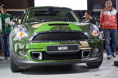 Mini clubman car Stock Photography