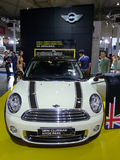 Mini clubman hyde park Royalty Free Stock Image
