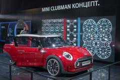 Mini Clubman pojęcie Obraz Stock