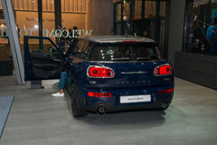 MINI Clubman - world premiere. Stock Photos
