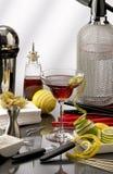 Mini cocktail da barra fotografia de stock royalty free