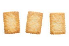 Mini coconut biscuit Royalty Free Stock Photos