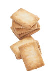 Mini coconut biscuit Royalty Free Stock Photo