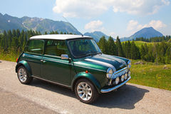 Mini cooper Royalty Free Stock Photo