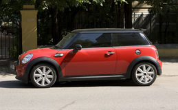 Mini Cooper Royalty Free Stock Photography