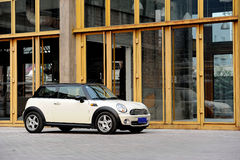 Mini Cooper Royalty Free Stock Image