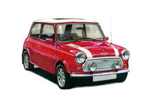 Free Mini Cooper Royalty Free Stock Photography - 28444957