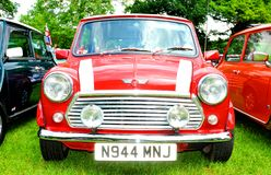 Mini Cooper Photo stock