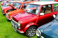 Mini Cooper Royalty-vrije Stock Fotografie
