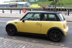 Mini Cooper Photo libre de droits