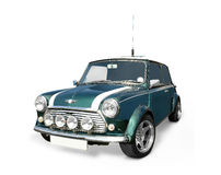 Mini Cooper Images libres de droits