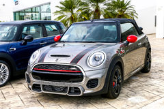 Mini Cooper imagem de stock royalty free
