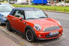 Mini Cooper Stock Photography