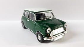 Mini Cooper bil royaltyfri bild