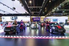 Mini Cooper car Royalty Free Stock Photos