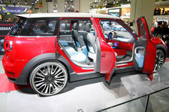 Mini Cooper Clubman Concept Royalty Free Stock Photography