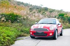 Mini Cooper Coupe 2011 Stock Photo