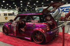 Mini Cooper custom Stock Photos
