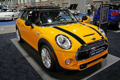 Mini Cooper Hardtop Royalty Free Stock Photography