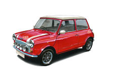 Mini Cooper Monte Carlo Special Edition Royalty Free Stock Photo