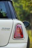 Mini Cooper,Part Stock Photography