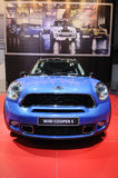 Mini cooper s Stock Photography