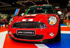 Mini Cooper S. Royalty Free Stock Photography