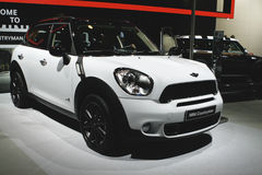 MINI Cooper S Countryman Royalty Free Stock Photos