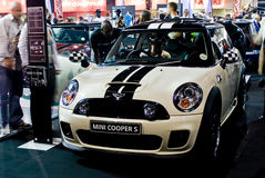 Mini Cooper S - MPH Stock Photography