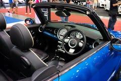 Mini Cooper S na pokazie Fotografia Royalty Free