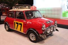 Mini Cooper S Rally Stock Photography