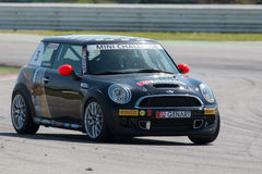 Mini Cooper S Sv31 Race Car Stock Image
