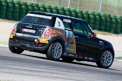 Mini Cooper S Sv31 Race Car Stock Photography