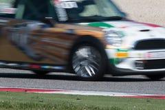 Mini Cooper S Sv31 Race Car Royalty Free Stock Photo