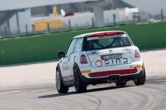 Mini Cooper S Sv31 Race Car Stock Photos