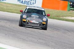 Mini Cooper S Sv31 Race Car Stock Images