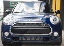 Mini Cooper Subcompact Automobile Car imagenes de archivo