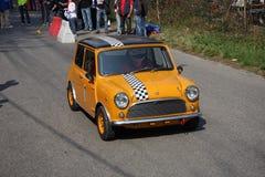 Mini Cooper Royalty Free Stock Photo
