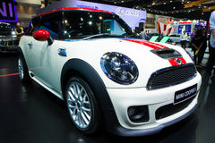 Mini Coper D Car On Thailand International Motor Expo Royalty Free Stock Images