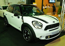 Mini Countryman Royalty Free Stock Photos