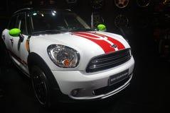 Mini countryman. Chengdu Motor Show,China Stock Photography