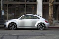 Mini coupé di Volkswagen Immagini Stock