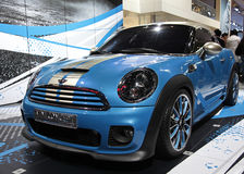 Mini Coupe Concept car Stock Image