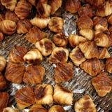 Mini croissant Zdjęcia Stock