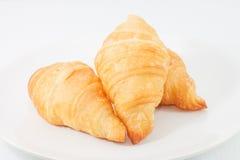 Mini croissant Imagem de Stock Royalty Free